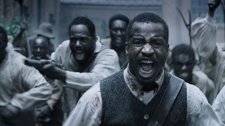 Movie Trailer: 'The Birth Of Nation' [Starring Nate Parker & Aja Naomi King]