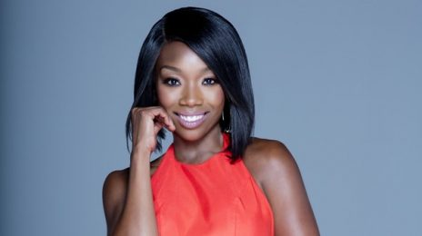 Brandy Lands FOX Talk Show