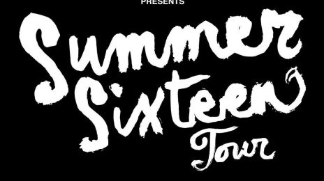 Drake Announces 'Summer Sixteen Tour' With Future