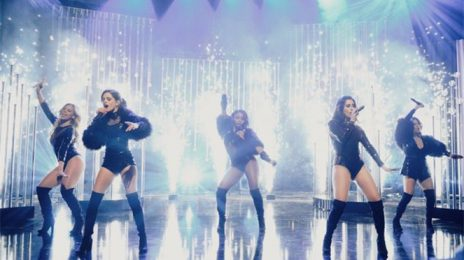 Watch: Fifth Harmony Heat Up Alan Carr With 'Work From Home'