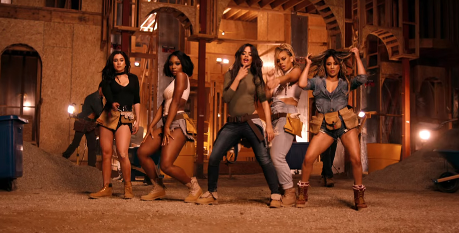 Fifth Harmony Lauren Work From Home