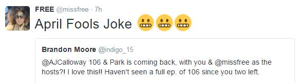 free twitter april fools aj 106 park thatgrapejuice