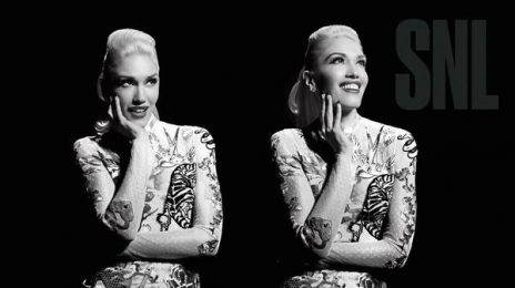Did You Miss It?:  Gwen Stefani Shines On 'SNL' [Performances]