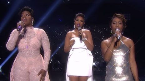 Watch: Jennifer Hudson, Fantasia, & LaToya London Perform Together At 'American Idol' Finale