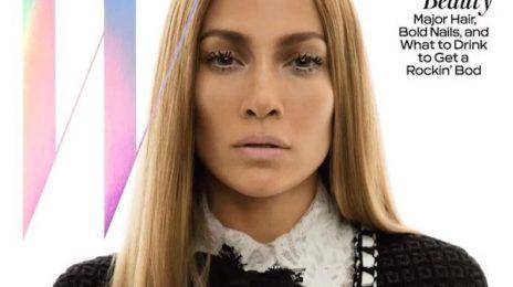 Jennifer Lopez Covers W Magazine