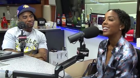Watch: Kelly Rowland Visits 'The Breakfast Club' / Dishes On 'Chasing Destiny,' New Music, & More