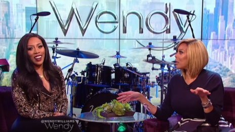 Watch: K. Michelle Visits 'Wendy' / Muses On Men, Music, & Plastic Surgery