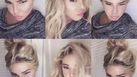 Hot Shot:  Lil Kim Stuns Fans With 'Nearly White' Instagram Snap #ICYMI