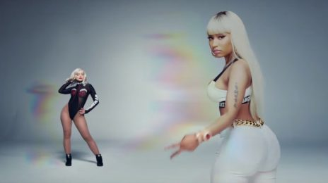 New Video: Bebe Rexha - 'No Broken Hearts (ft. Nicki Minaj)'