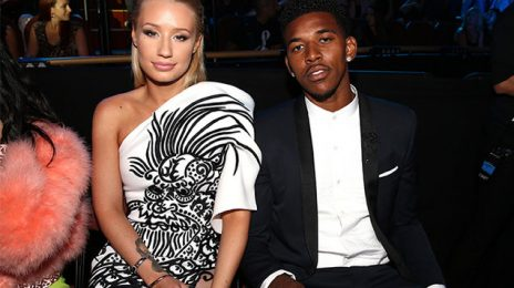 "Iggy Azalea Threatens To ""Cut Off Nick Young's 'Meat'"" If He Cheats Again"