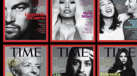 Nicki Minaj Makes 'Time's 100 Most Influential People' List