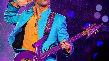Chart Check [Billboard 200]:  Prince Blocks Rihanna's Return To #1