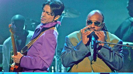 Did You Miss It? Stevie Wonder Reacts To Prince's Passing On CNN