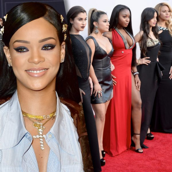 chart check: rihanna reigns for 7th week / fifth harmony hit top 10