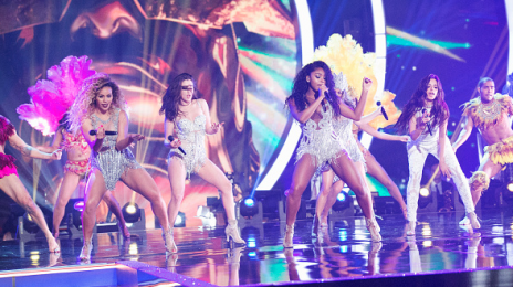 Watch: Fifth Harmony Perform 'All In My Head' Live On 'Dancing With The Stars'