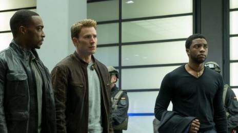 'Captain America: Civil War' Picks Up $200.2 Million...In Five Days