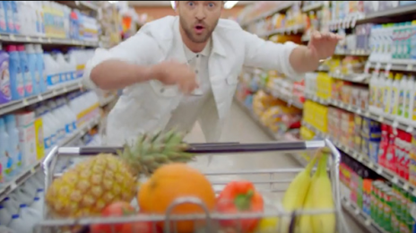 New Video: Justin Timberlake - 'Can't Stop The Feeling'