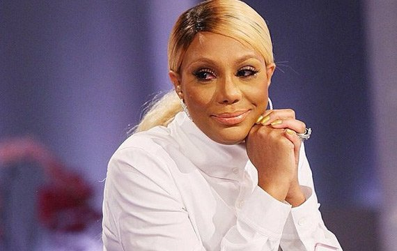 "Tamar Braxton On New Album: ""It's A Grammy Sandwich"""