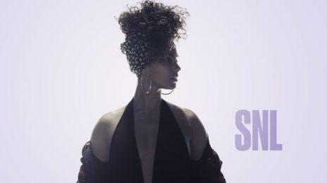 Watch:  Alicia Keys Rocks 'SNL' With New Music