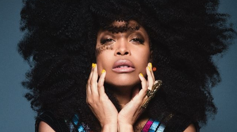 "Erykah Badu Says She ""Saw Something Good In Hitler"""