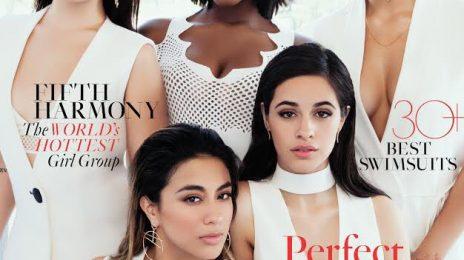 Fifth Harmony Cover 'FASHION' Magazine