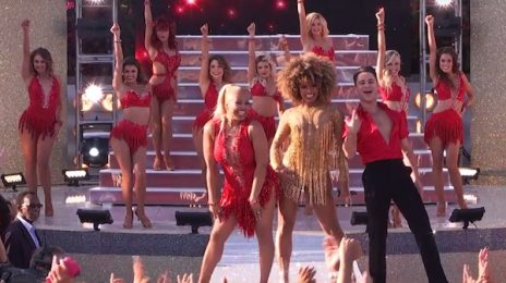 Lift Off! Fleur East Kicks Off US Launch / Performs 'Sax' On 'Dancing With The Stars'