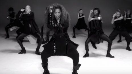 New Video:  Janet Jackson - 'Dammn Baby'