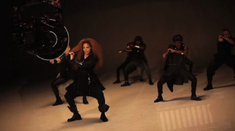 Extended Behind The Scenes: Janet Jackson - 'Dammn Baby' Video