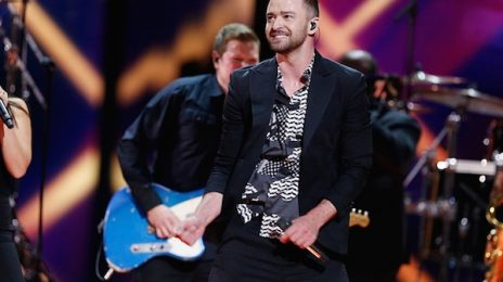 Watch: Justin Timberlake Performs 'Can't Stop The Feeling' On 'Eurovision'