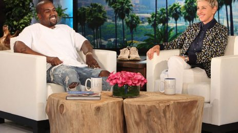 Watch: Kanye West Delivers Shocking Speech On 'Ellen'