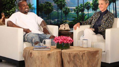 Watch: Kanye West Delivers Shocking Speech On 'Ellen'