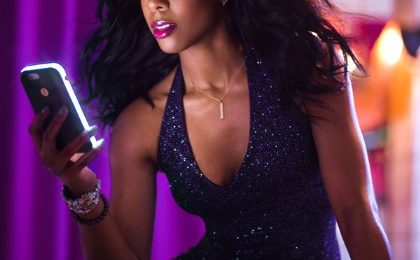 Kelly Rowland Glows For 'Galore' Magazine