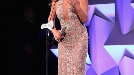 Watch: Mariah Carey Accepts GLAAD's Ally Award