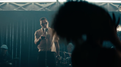 New Video:  Maxwell - 'Lake by the Ocean'