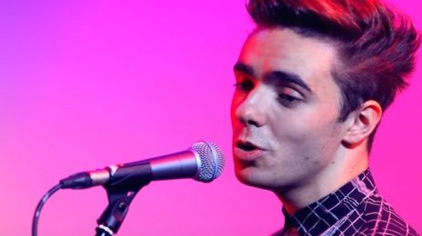 Exclusive: Nathan Sykes Performs 'Give It Up' On The Splash