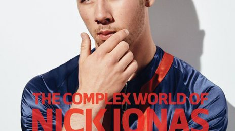 Nick Jonas Covers 'OUT' Mag / Slams Rumors Of Pandering To Gays