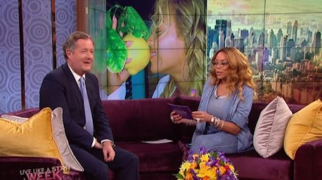 Watch: Piers Morgan Blasts Beyonce's 'Lemonade' On 'Wendy'
