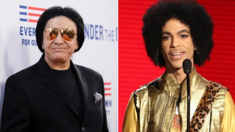 Gene Simmons Angers Prince Fans: 'How Pathetic He Killed Himself'