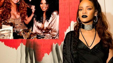Rihanna Breaks Mariah Carey & Janet Jackson's Hot 100 Record