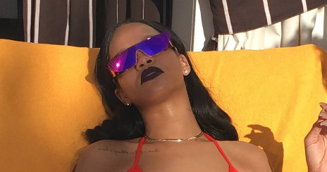 Rihanna Teams Up With Dior For New Sunglasses Line