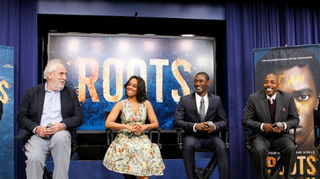 Hot Shots: The Cast Of 'Roots' Celebrate Show With White House Screening