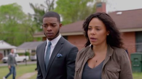 First Look: 'Shots Fired' [Starring Sanaa Lathan & Mack Wilds]