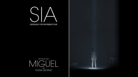 #ICYMI:  Miguel & Sia Team For North American Tour