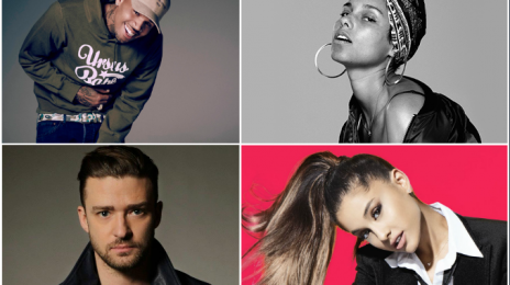 Battle of the New Singles:  Justin Timberlake vs. Alicia Keys vs. Ariana Grande vs. Chris Brown [Vote]