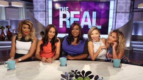 The Real:  Loni Love Joins Defense of Axed Co-Star Tamar Braxton [Video]