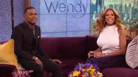 Watch: Maxwell Visits 'Wendy' / Awkwardly Gets Grilled On Love Life