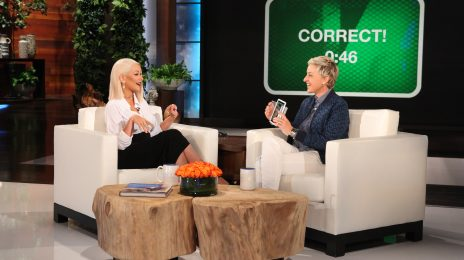 Watch: Christina Aguilera Impersonates Beyonce, Rihanna, Adele & More On 'Ellen'