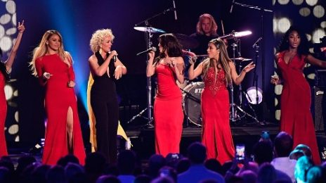 Watch: Fifth Harmony Rock CMT Awards With 'Work From Home'