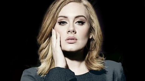Adele Comforts Victims Of Grenfell Tower Fire