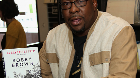 Hot Shots: Bobby Brown Meets Fans At 'Every Little Step' Signing